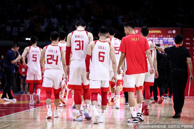 中国男篮无缘直通奥运会名额