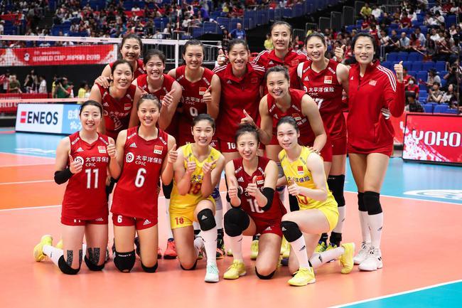 硬战!世界杯中国女排vs俄罗斯 六奥运冠军出战