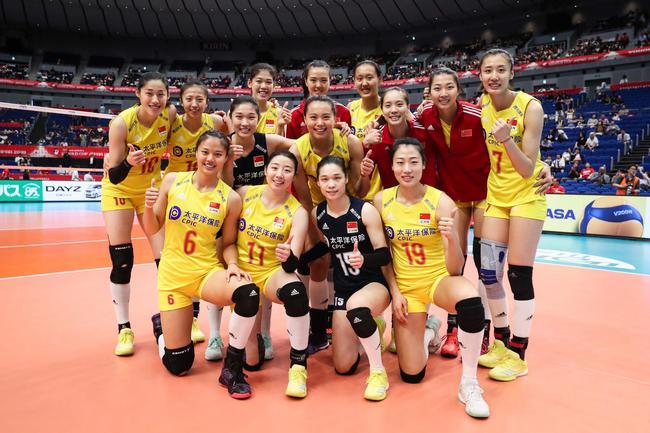 综述 女排世界杯中巴荷美两连胜 日本惜败俄罗斯