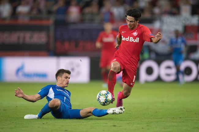 欧冠第一天,不少亚洲球员露了脸