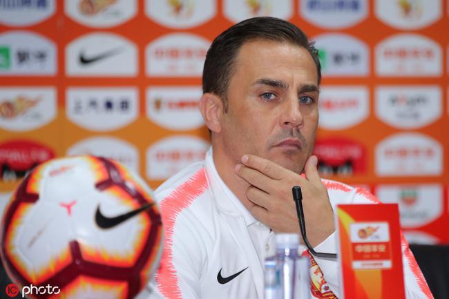 卡帅:足协赛程不合理 李铁很有能力比赛会很艰难