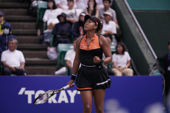 大阪赛大坂直美澳网后首夺冠 成24年来日本第1人