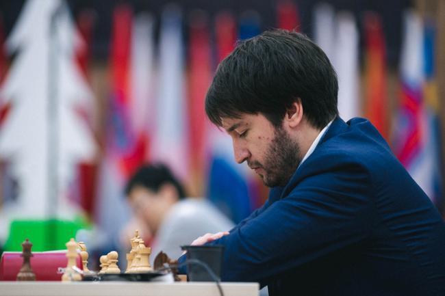 阿塞拜疆棋手拉贾波夫率先晋级决赛