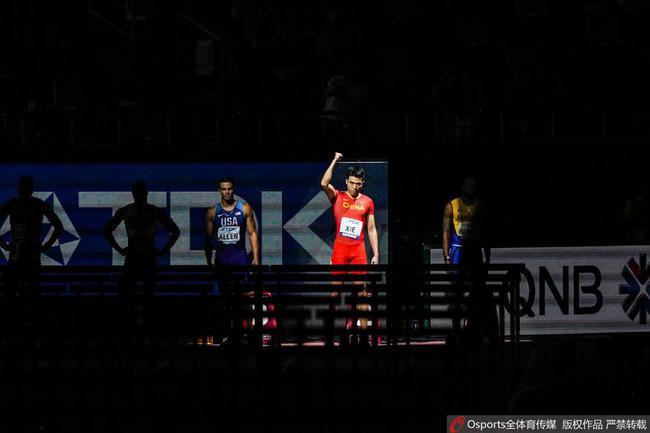 世锦赛谢文骏110米栏决赛第四 创个人大赛最好成绩