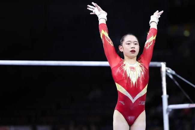 中国队在资格赛排名第二