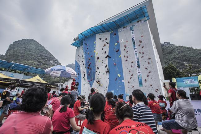 第五届全国少年攀岩锦标赛完美收官