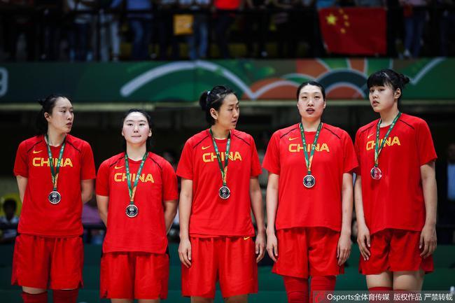 中国女篮将赴新西兰参加东京奥运预选赛