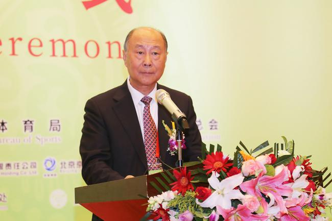 中國橋牌協會主席劉曉江