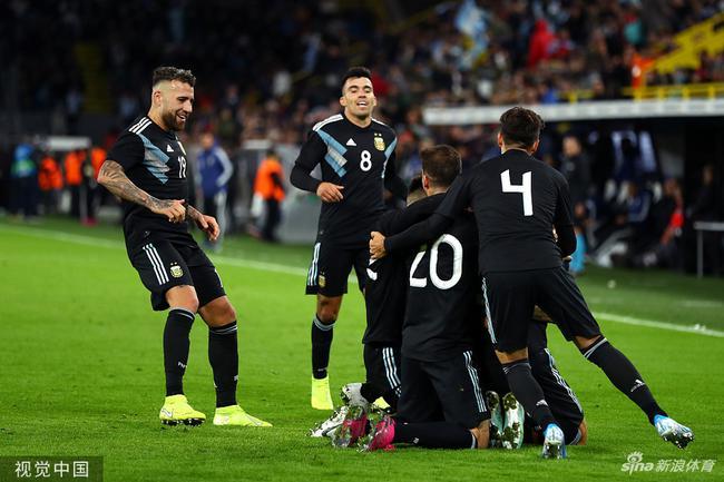 阿根廷連追兩球