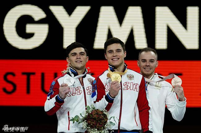 俄罗斯全能双保险已成 东京奥运会团体也大热