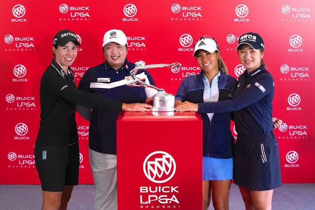 别克LPGA锦标赛分组:冯珊珊同组世界第一高真荣