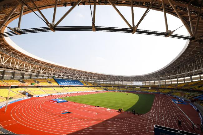 军运会今日开幕 武汉五环体育中心全力保障赛事场地