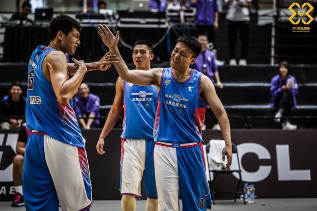 黄金联赛全国总决赛男子组:北京