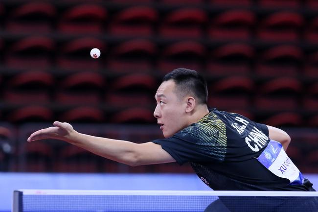 军运会中国队3-0沙特阿拉伯 成功晋级男团决赛