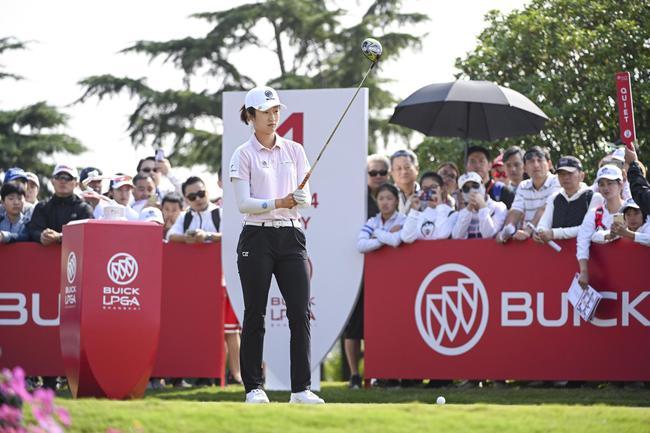 别克LPGA赛刘钰战胜同组世界第一 今年第七次前十