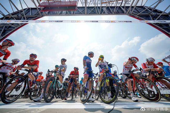 环广西公路自行车赛第五赛段 加维里亚第二次夺冠