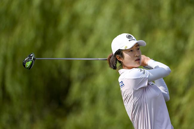 LPGA首次落户釜山 BMW女子锦标赛刘钰PK本土许美贞
