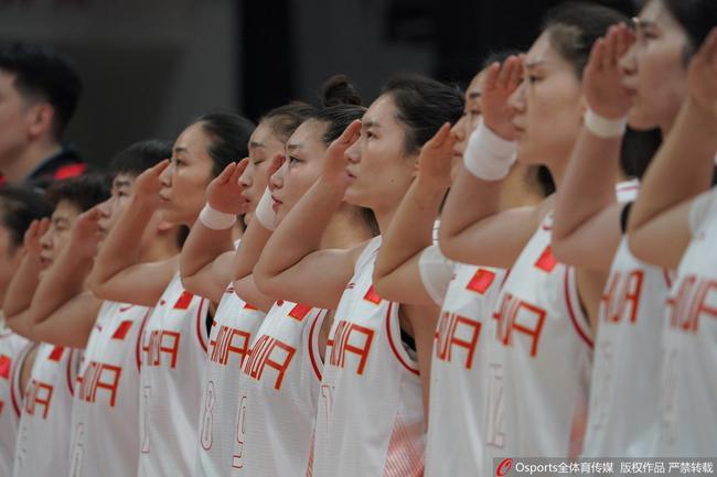 中国女篮好样的