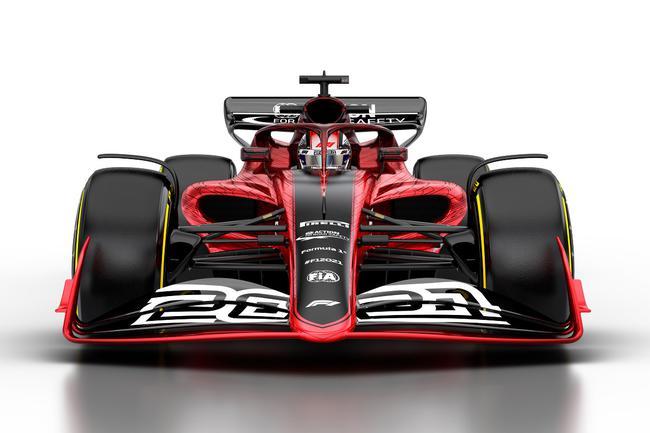 2021hg0088.com赛车模型和F1新规则10月31日揭开了它hg0088官网面纱