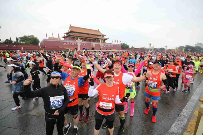 <b>感应计时芯片!北京马拉松计时方法有高科技</b>