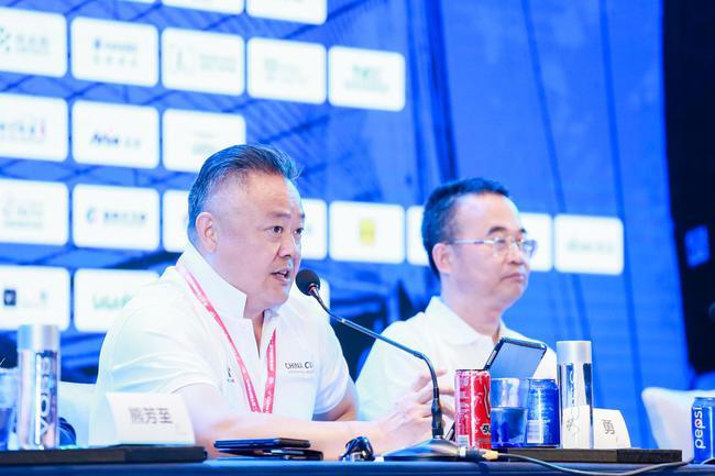 中国杯帆船赛CEO钟勇:国际级大神水手齐聚大亚湾
