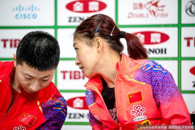 世界杯分组:国乒男队与中国台北同组 女队战埃及