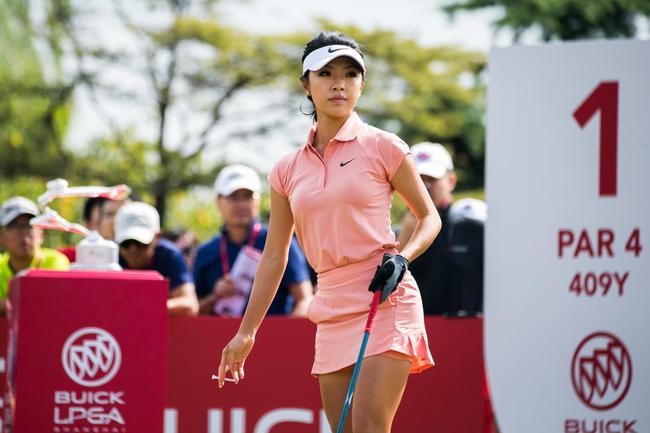 LPGA资格考试冠军何沐妮:远不止你看到的那一面