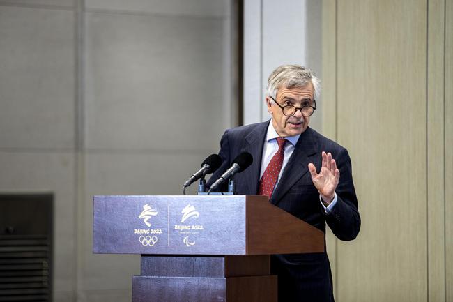 國際奧委會副主席、薩馬蘭奇體育發展基金會發起人 胡安•安•薩馬蘭奇