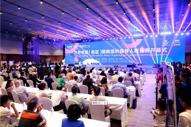 第一次世界围棋发展峰会