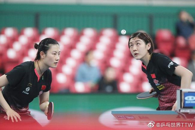 世界杯8日:国乒女团15时对美国 日本对罗马尼亚
