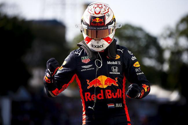 F1巴西站排位:维斯塔潘杆位 维特尔汉密尔顿二三