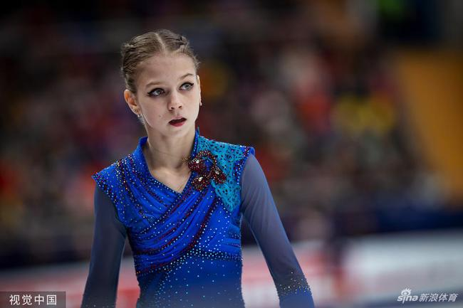 特鲁索娃花滑莫斯科站夺冠 想跟男选手一起比赛