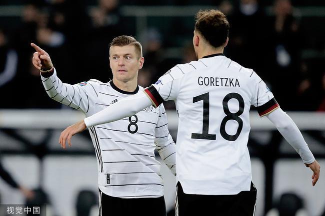 德国真核独造3球闪耀全场 上次这么猛还是7-1巴西