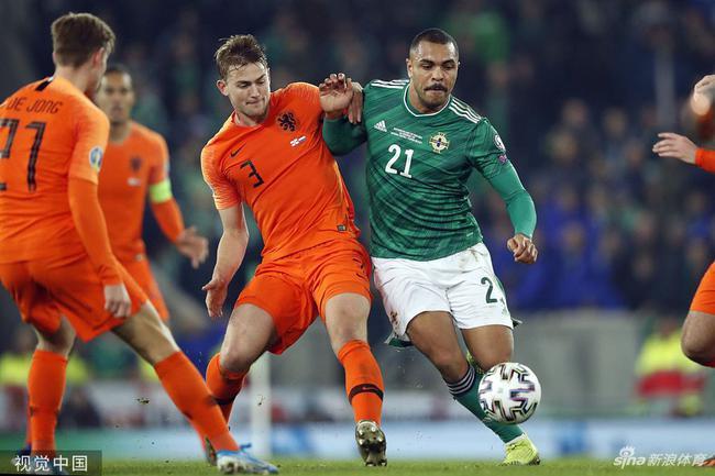 荷兰重返欧洲杯