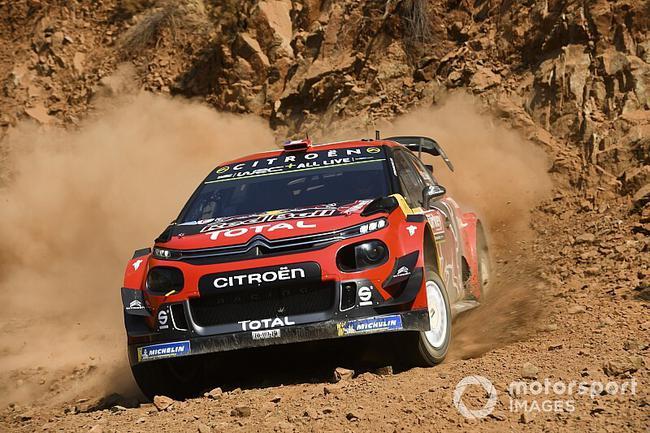 雪铁龙宣布2020年退出WRC 原因是奥吉尔离队