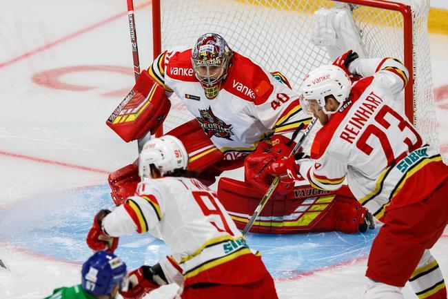 得势不得分 KHL万科龙客场难破乌法大门