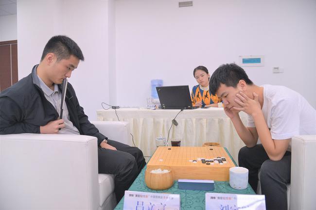 吕立言vs刘宇航