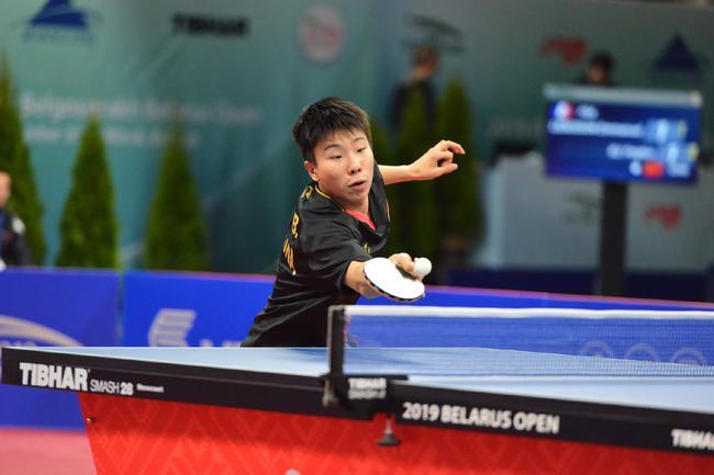 乒乓球世青赛国乒3位选手晋级 徐