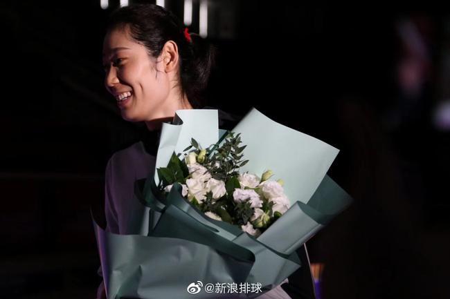 解锁女排队长朱婷25岁生日愿望 东京奥运会盼佳绩
