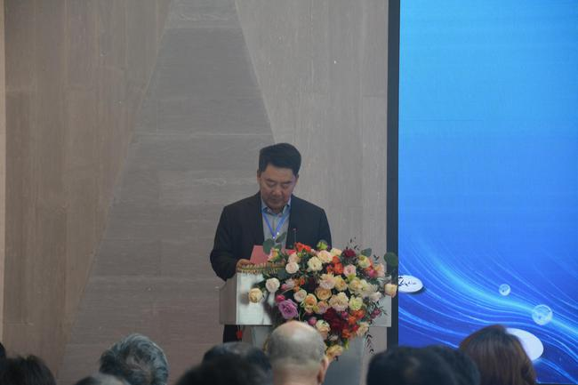胡平林出席围棋联赛