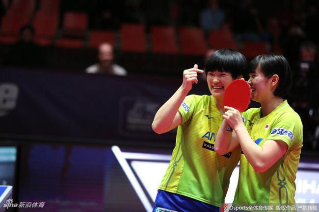 世青赛国乒女线遭日本阻击 对手不是只有伊藤美诚