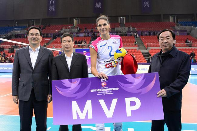 布拉科塞维奇获MVP