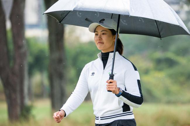 林希妤出战中国女子公开赛