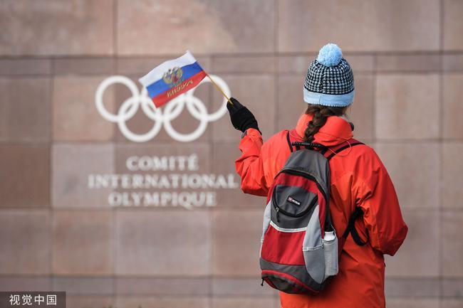 WADA开启对俄新一轮制裁 后者可在21天内提起仲裁