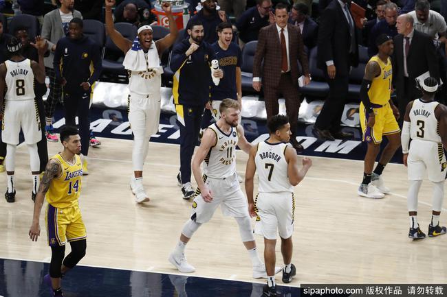 湖人NBA第5强的数据却被刷了50分!想念浓眉啊