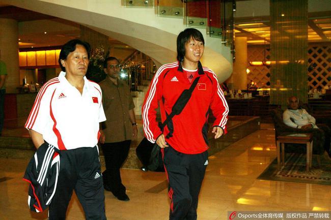 朱广沪和李铁是师徒