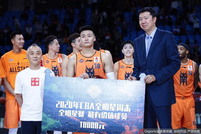 赵睿获得MVP