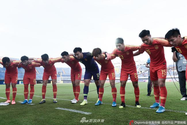 折戟U23亚洲杯 但中国国奥仍有收