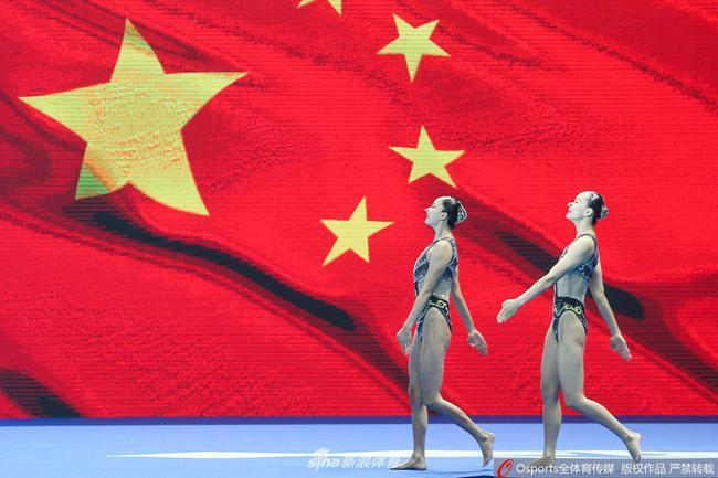 国家花游队奥运会选拔入选名单:黄雪辰孙文雁领衔