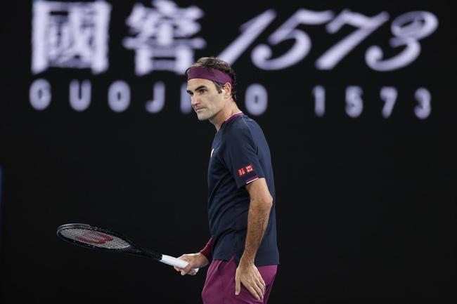 澳网费德勒轻松跻身32强贝雷蒂尼苦战五盘遭爆冷